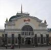 Железнодорожные вокзалы в Велиже