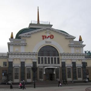 Железнодорожные вокзалы Велижа